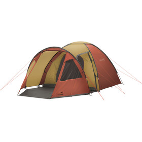 Easy Camp Eclipse 500 Tenda, yellow/orange